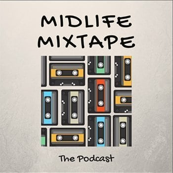 Midlife Mixtape - If you're in the years between being hip and breaking one, you'll love this sweet podcast. Nancy Davis Kho talks about life and the music we loved with fellow Gen-Xers.
