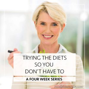 Midlife Rambler Trying the Diets so You Don't Have to
