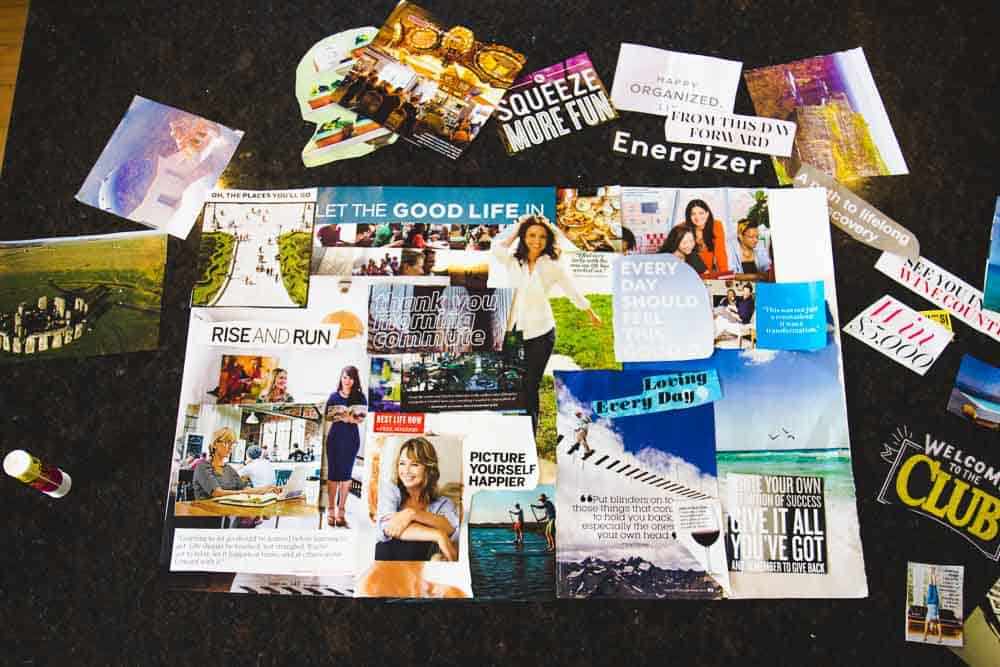 The Science (And Magic) of Vision Boards