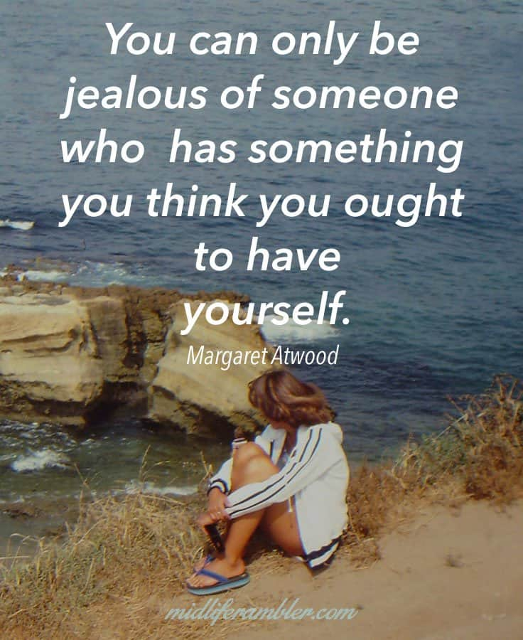 It's so hard to admit to ourselves when we feel ugly emotions like jealousy. But you can easily get past your jealousy and use it to make positive changes.