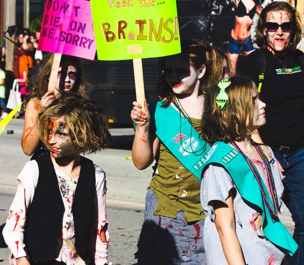 Little 5 Points Halloween Parade 2015 Pics