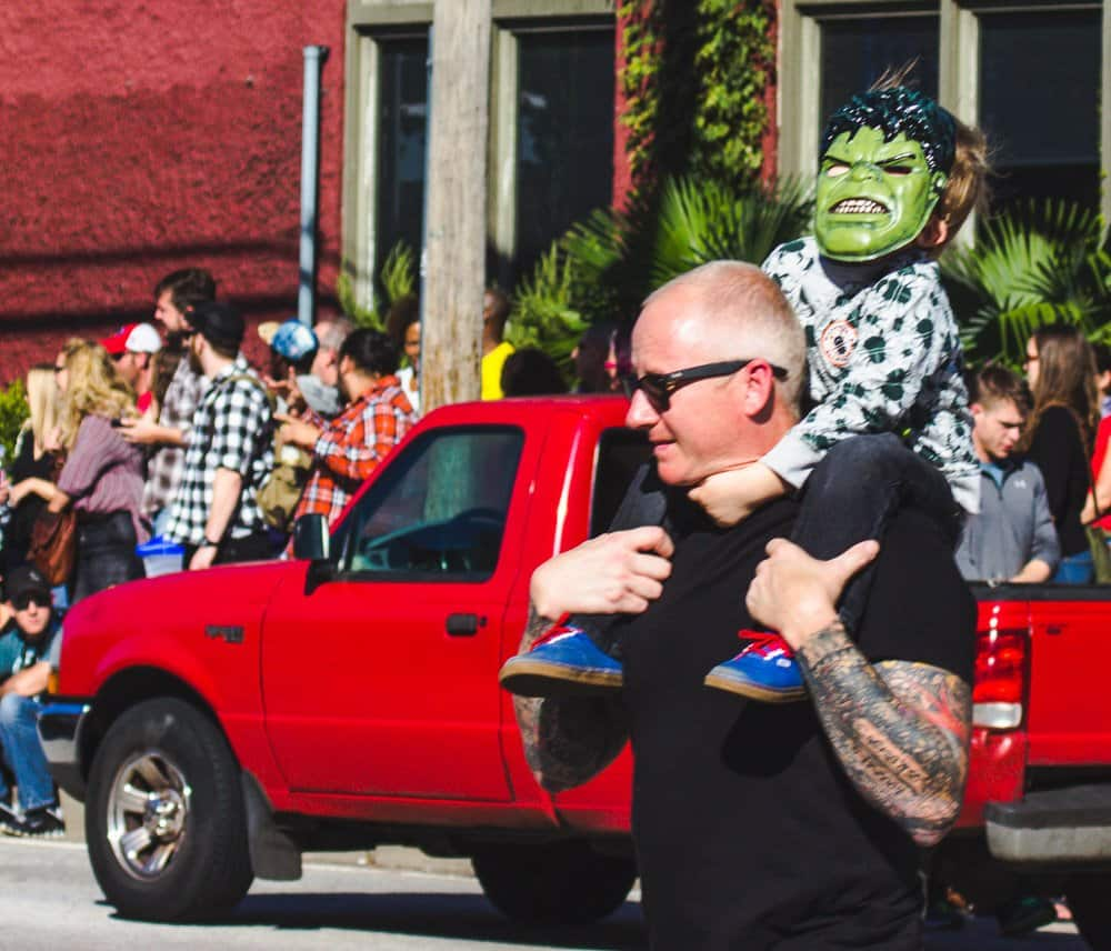 Little 5 Points Halloween Parade 2015 Pics