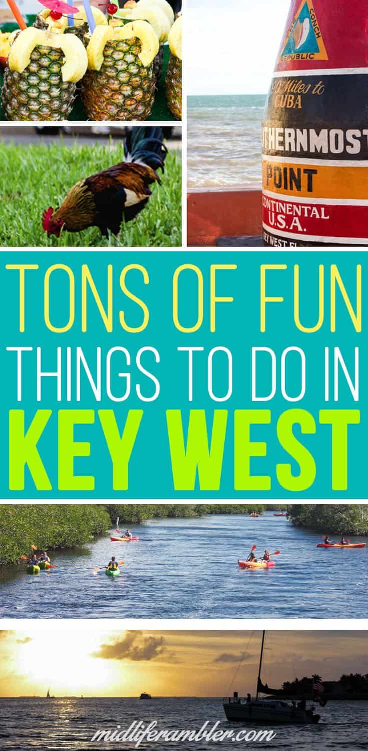 College of Things to Do in Key West