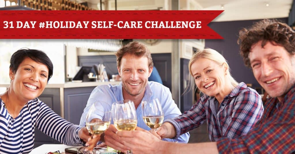 31 Days of Holiday Self-Care, Day 13, Meet a Friend for Lunch