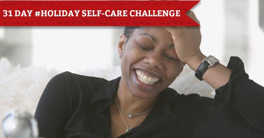 31 Days of Holiday Self-Care, Day 3: Watch a Happy, Feel Good Playlist