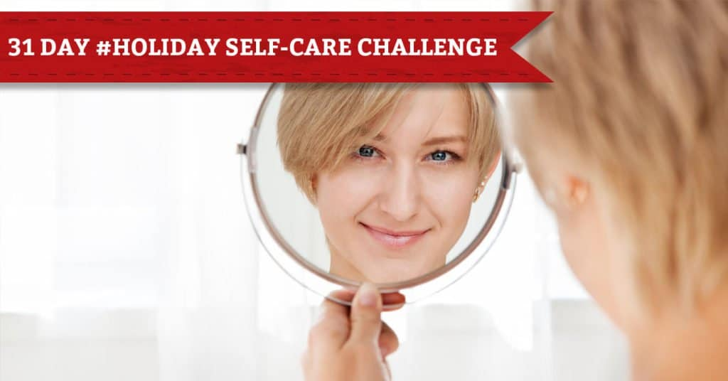 31 Days of Holiday Self-Care, Day 29, Get to Know Your Future Self