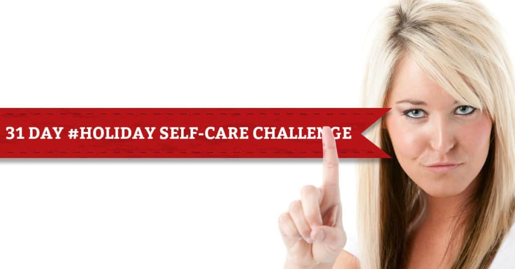 31 Days of Holiday Self-Care, Day 6, Say No to Something You Don't Want to Do