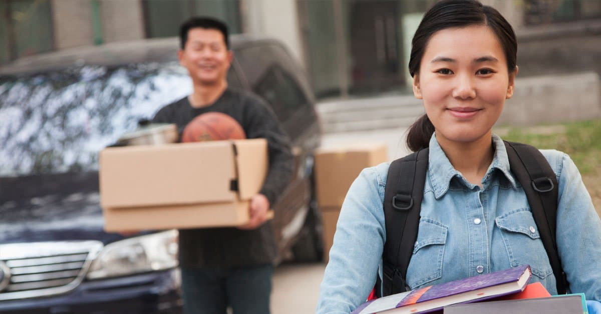 The Parent's Guide to Handling the College Drop-Off