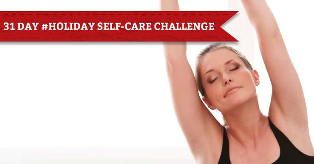 31 Days of Holiday Self-Care, Day 14, Start the Day with Some Easy Yoga