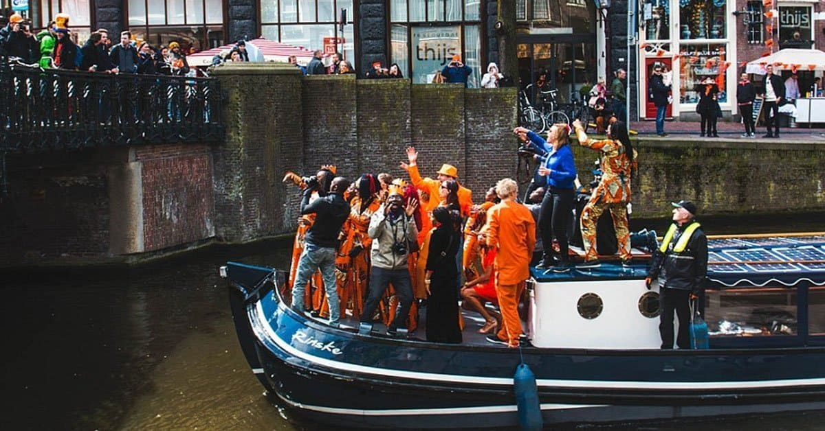 Here's Why You Need to Be in Amsterdam on April 27 for King's Day