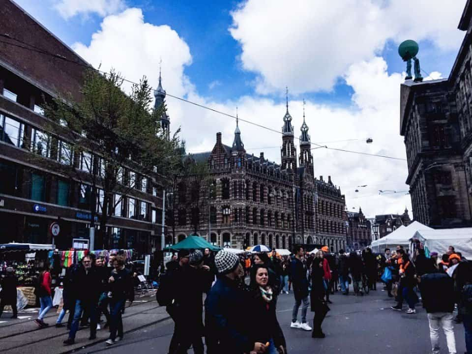 Here's Why You Need to Be in Amsterdam on April 27 for King's Day 2