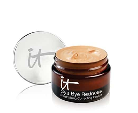 Bye Bye Redness from It Cosmetics is perfect for neutralizing red blotchy skin over your upper lip.