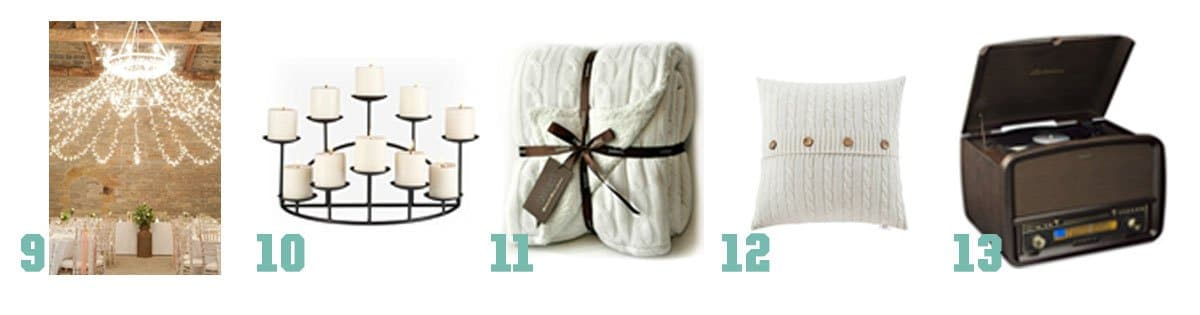 Some great gifts to bring a little hygge to those you love this holiday season - here are some to bring hygge to your home.