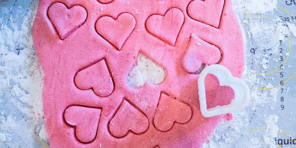 Valentine's Care Package for Your College Student: Homemade Candy Hearts with Mom Sayings