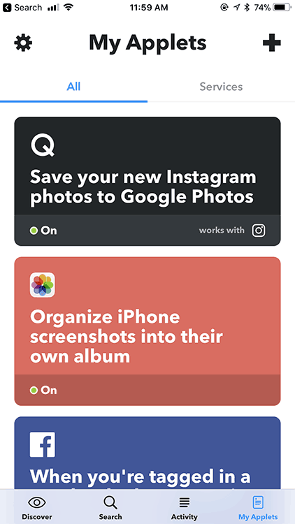 IFTTT - one of the 15 Apps You Need to Meet Your Goals in 2018