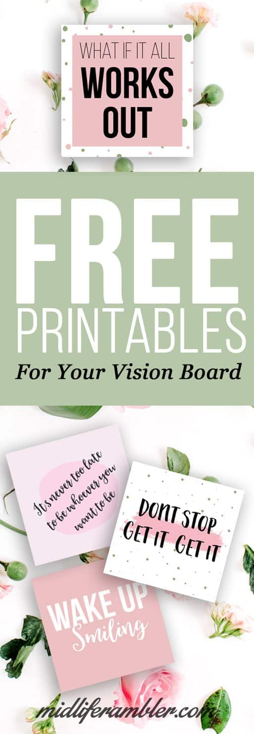 How to Make the Most Effective Vision Board Ever! Plus a Free ...