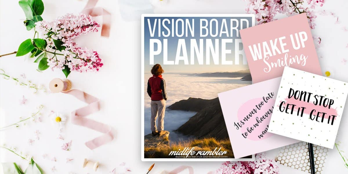 How to Make the Most Effective Vision Board Ever! Plus a Free Planner with Printables