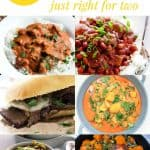 25+ Great Crockpot Meals Just Right for Two People 1