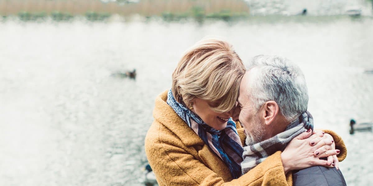 While researching my post on couples who found love over 50, I noticed several common themes. Here are 5 tips for finding midlife love when you're over 50 from the couples who've been there.