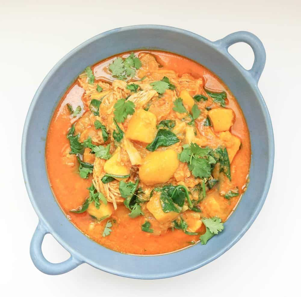 Mango Chicken Curry 25+ Great Slow Cooker Meals Just Right for Two People