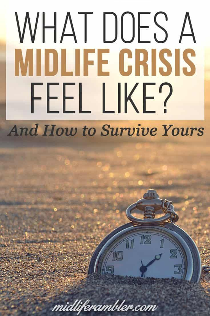 The signs of a midlife crisis can be subtle. You may not even realize why you're feeling certain ways. Here are some signs you may be experiencing a midlife crisis and some tips for surviving – and thriving – in midlife and beyond.