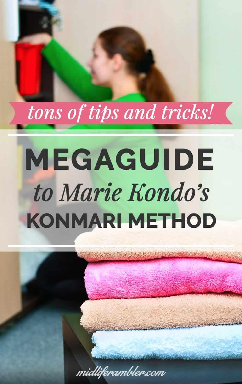 A Megaguide to Marie Kondo's KonMari Process 13