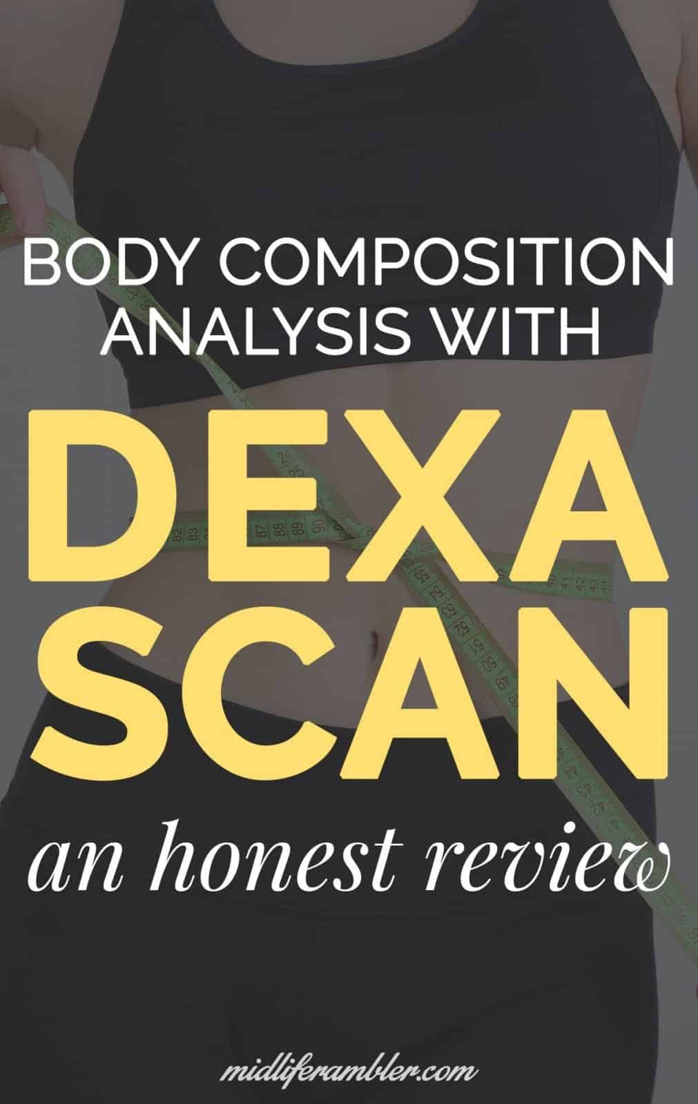 Analyzing Your Body Composition with the Dexa Scan Test: An Honest Review 9