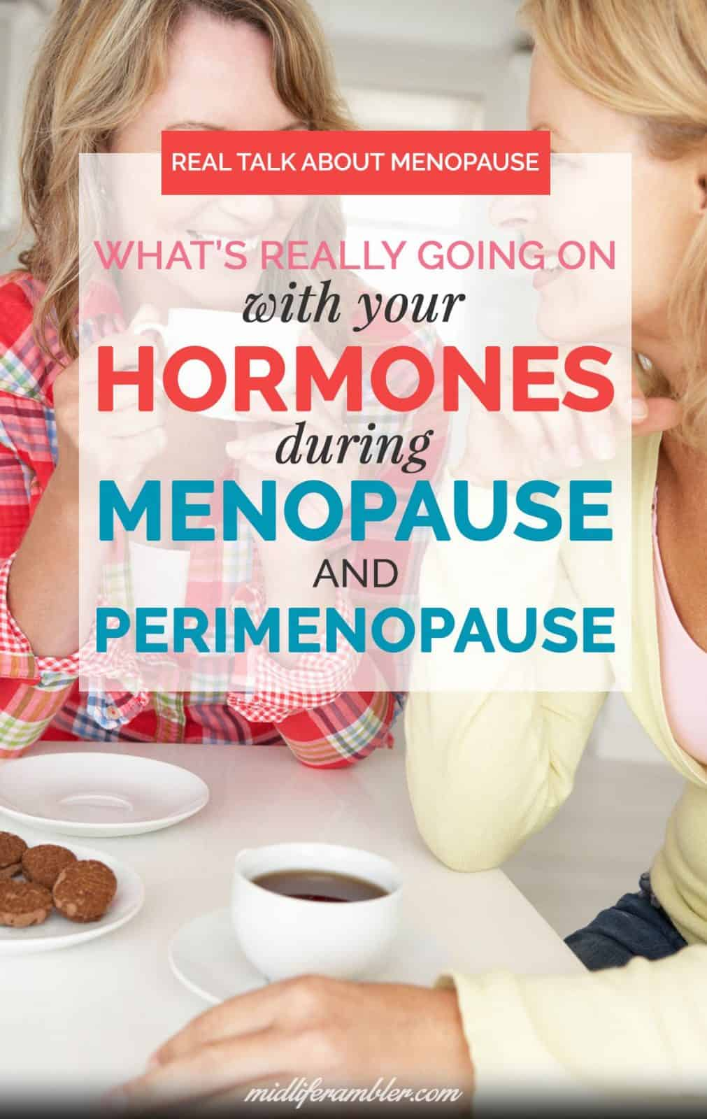 What Happens During Menopause and Perimenopause with Your Hormones 4