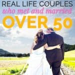 20 Couples Who Met and Married After 50 Who Will Make You Believe in Love Again 1
