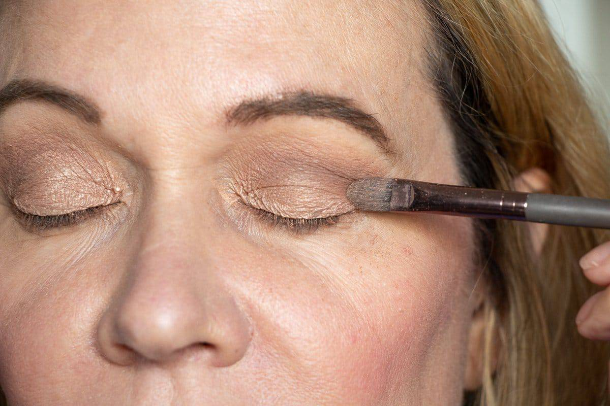 Step-by-Step Hooded Eye Makeup Tutorial That's Perfect for Women over 40 5