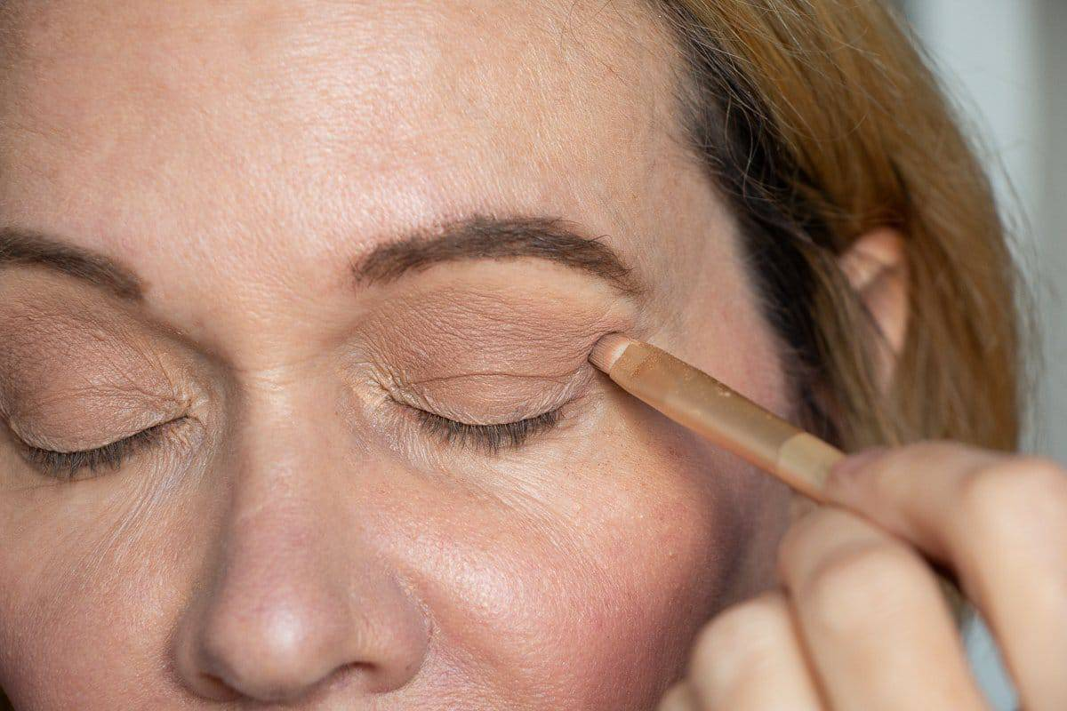 Step-by-Step Hooded Eye Makeup Tutorial That's Perfect for Women over 40 4