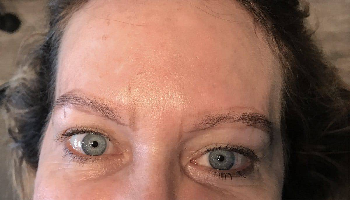 How to Make Your Thinning, Over-Plucked Aging Eyebrows Look Lush and Full 4