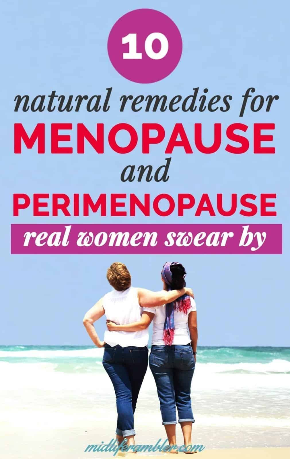 10 Natural Remedies for Menopause Symptoms that Really Work According to Real Women 8