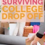 The Parent's Survival Guide to College Drop-Off Day 1