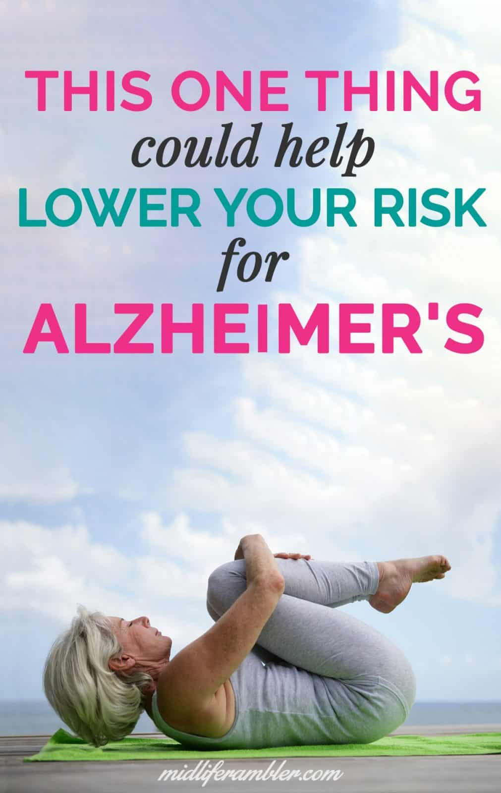 Why Having a Purpose in Life May Protect You From Alzheimer's 4