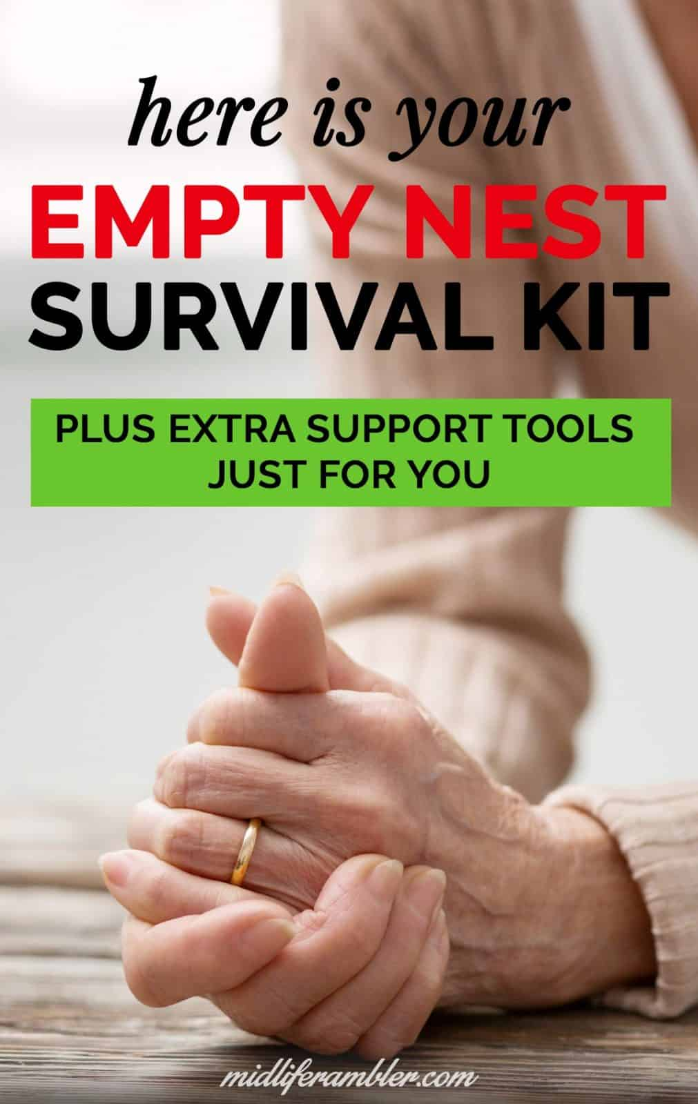 How to Survive Your First Week in Your Empty Nest 3