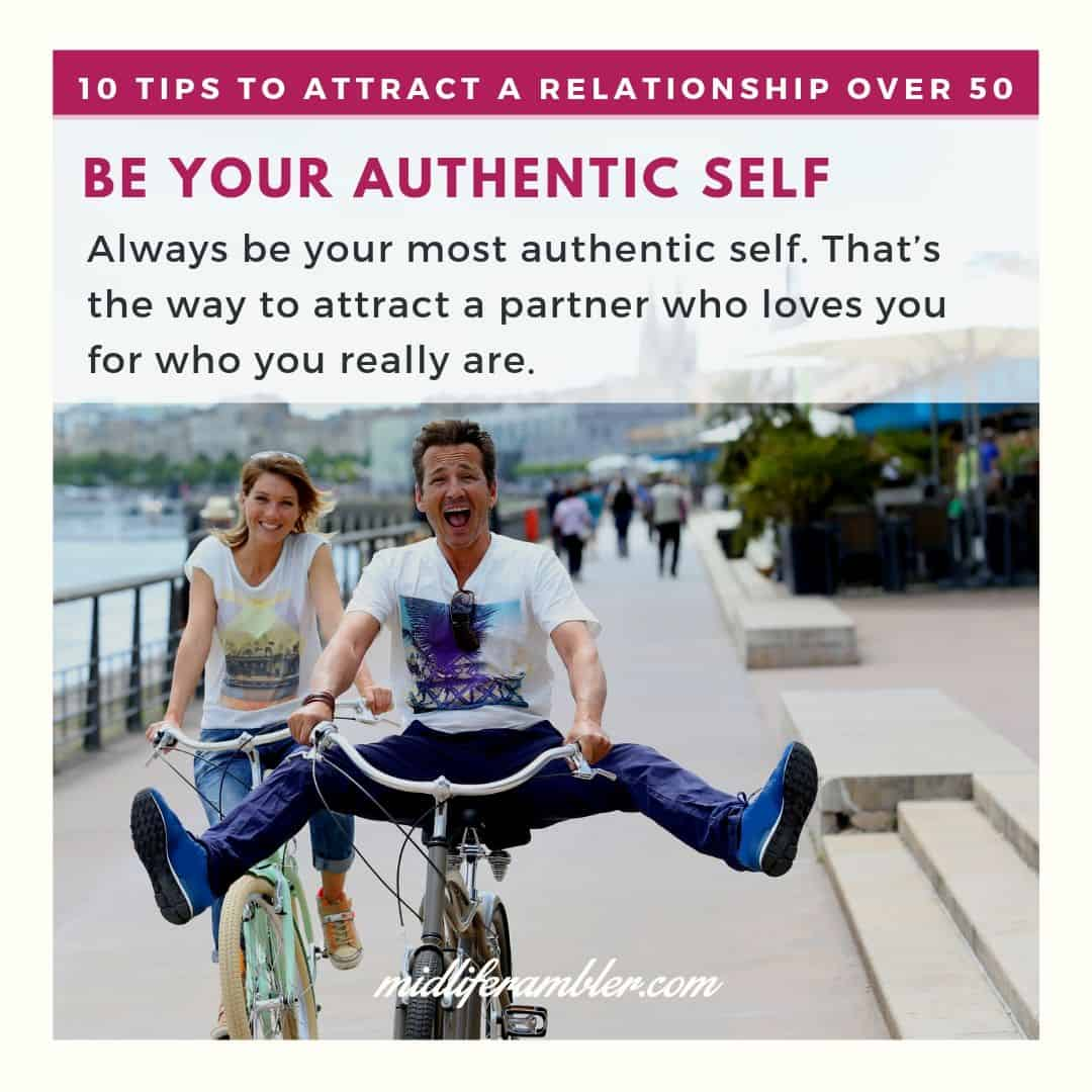 Dating over 50 Advice to Help You Attract the Relationship You Want 8