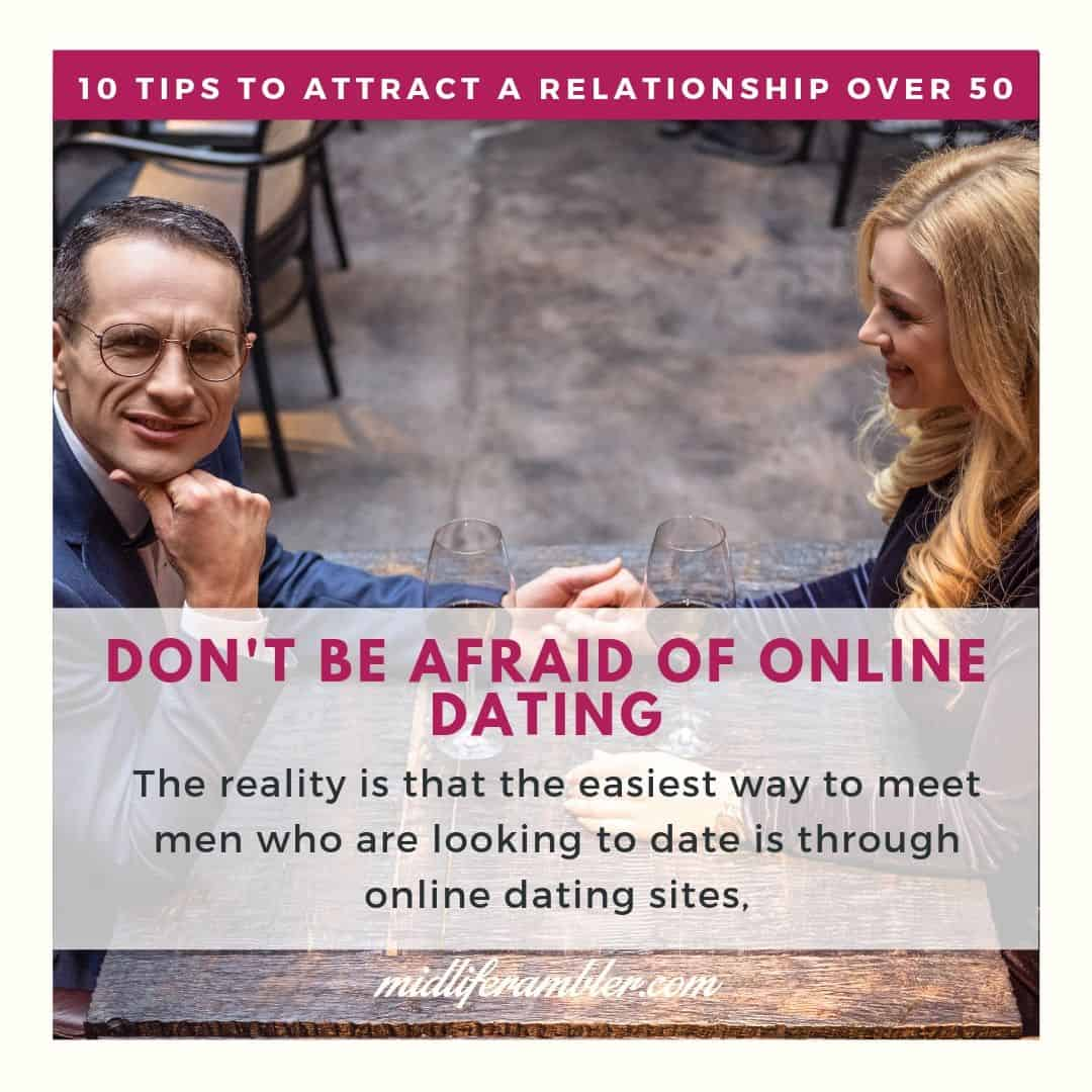 Dating over 50 Advice to Help You Attract the Relationship You Want 12