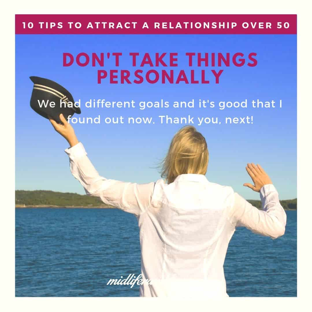 Dating over 50 Advice to Help You Attract the Relationship You Want 14