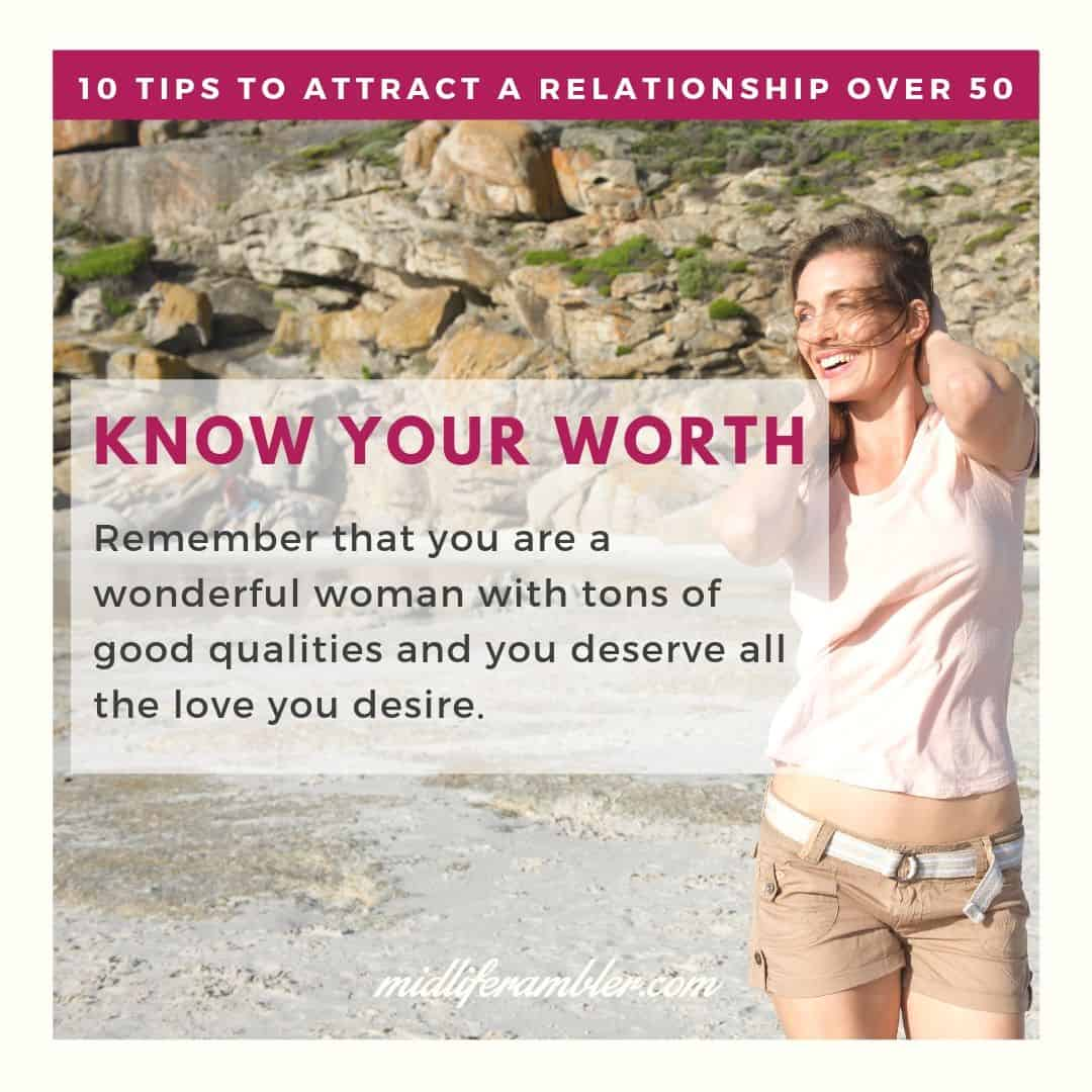 Dating over 50 Advice to Help You Attract the Relationship You Want 18