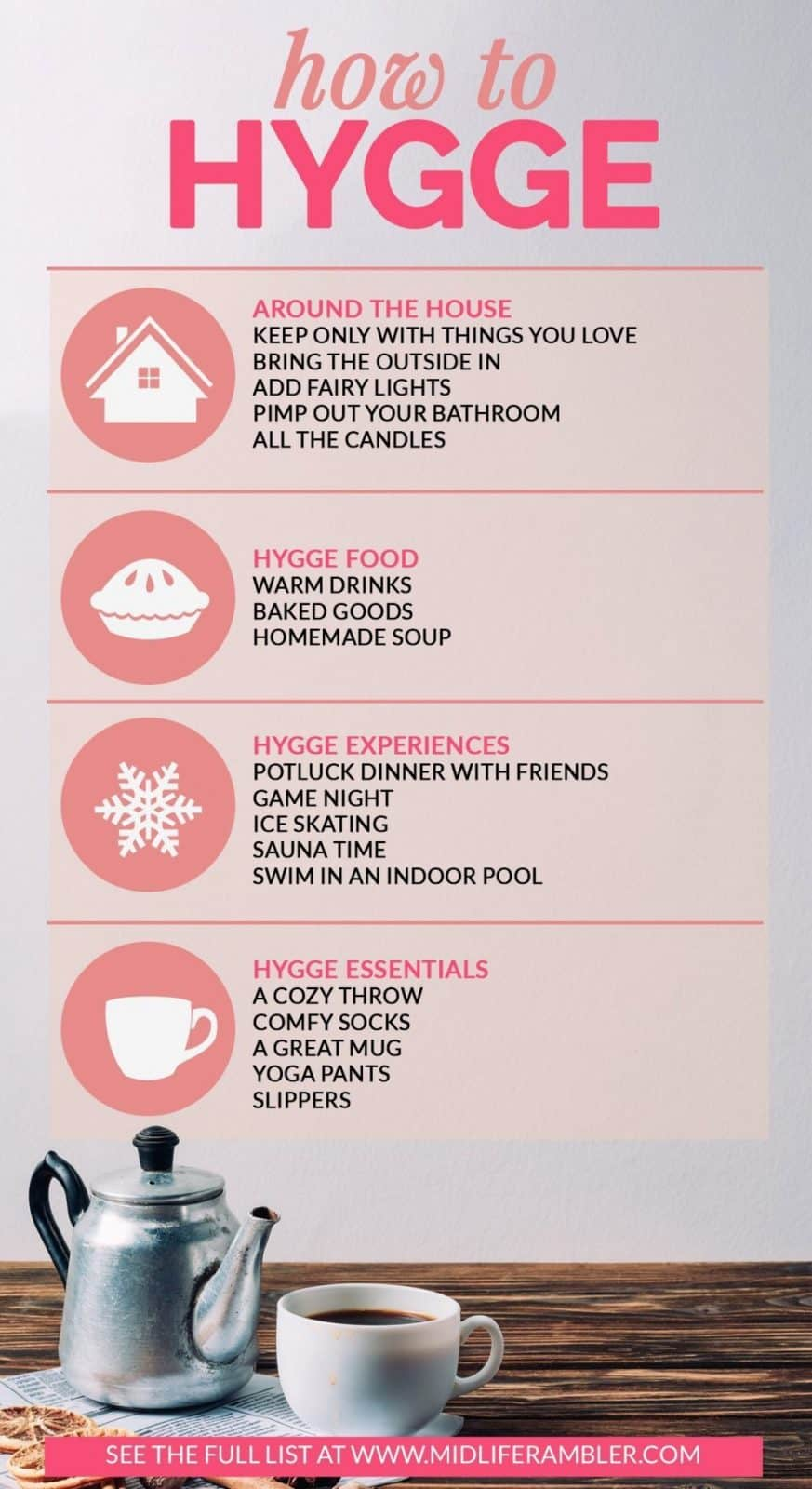 How to Embrace the Hygge Lifestyle