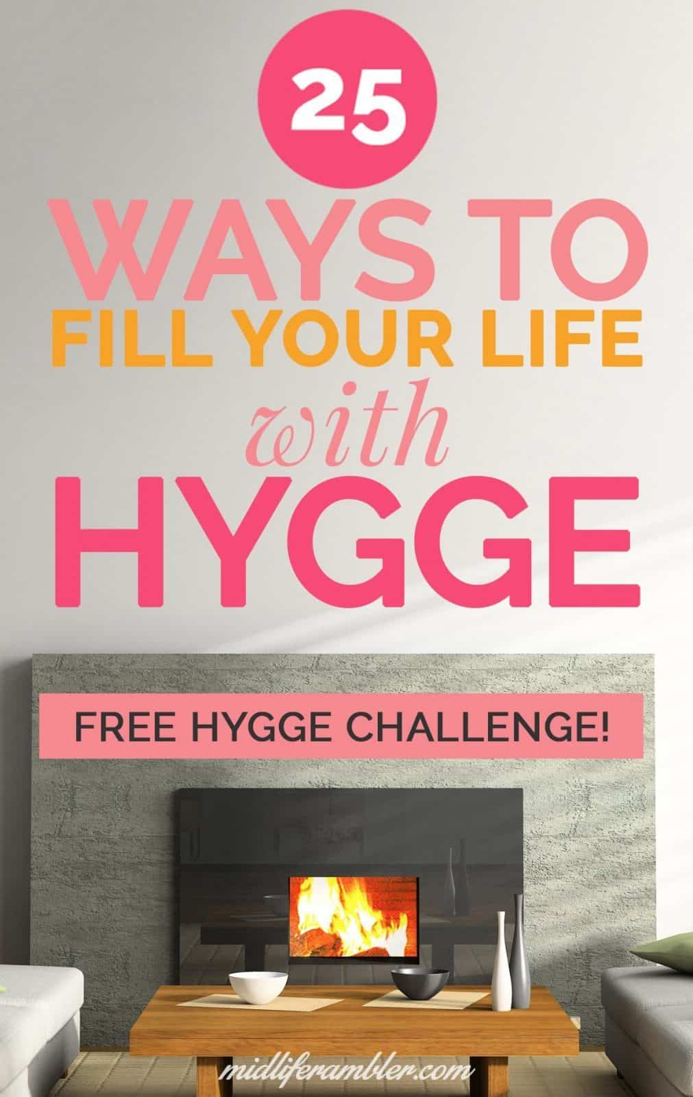 25 Cozy Ways to Embrace the Hygge Life 28