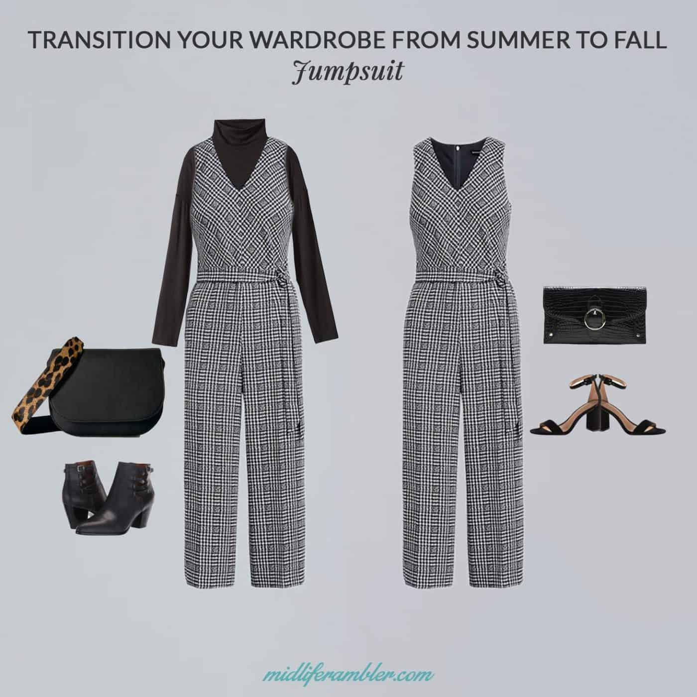 5 Pieces You Can Wear Now and Easily Transition from Summer to Fall Outfits 2
