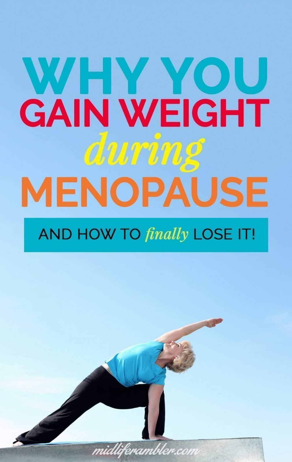 Menopausal Weight Gain: Why it Happens and How to Lose It 14
