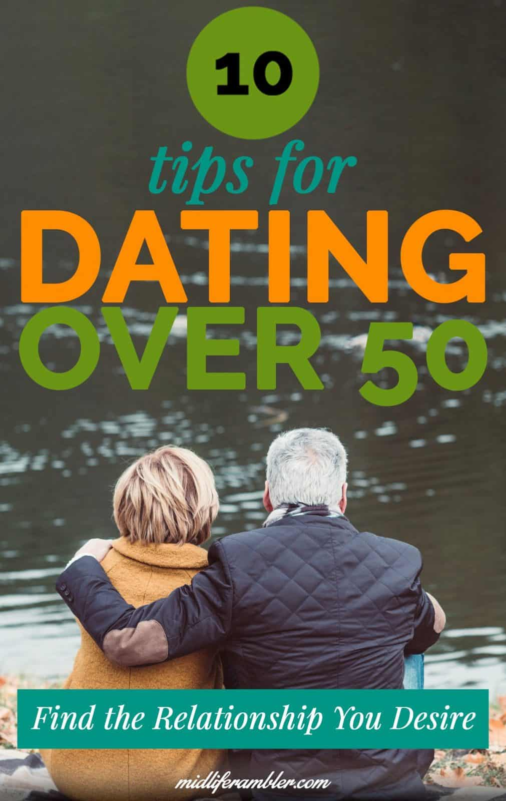 Dating over 50 Advice to Help You Attract the Relationship You Want 24