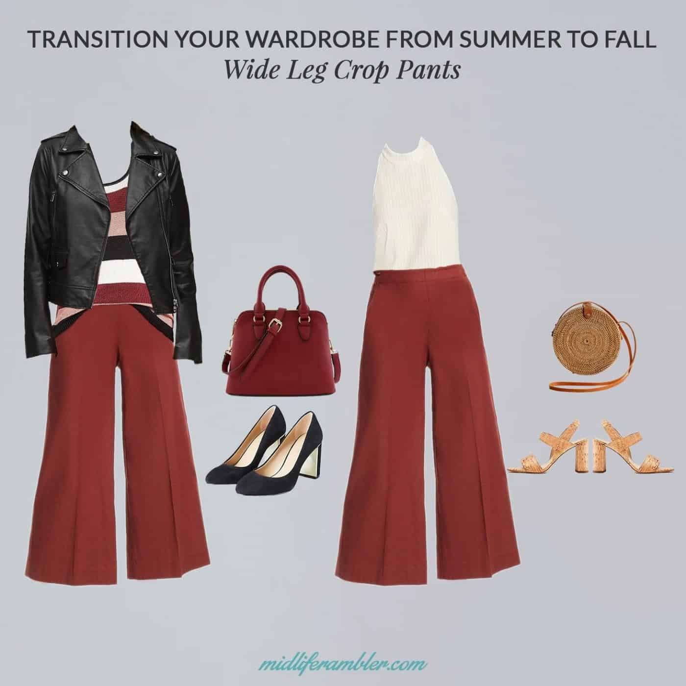 5 Pieces You Can Wear Now and Easily Transition from Summer to Fall Outfits 8