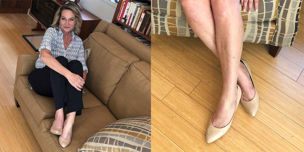 5 Comfortable and Stylish Shoes Perfect  for Women Over 40