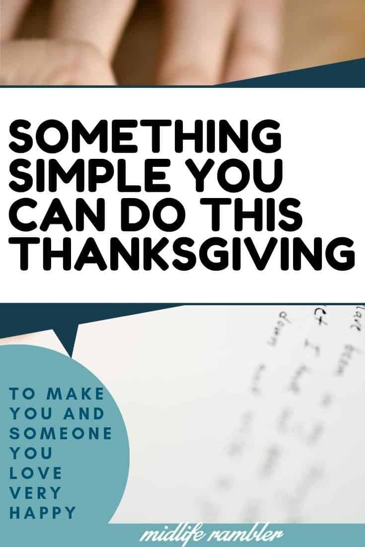 Here's Something Simple You Can Do This Thanksgiving to Boost Your Happiness and Someone Else's 2