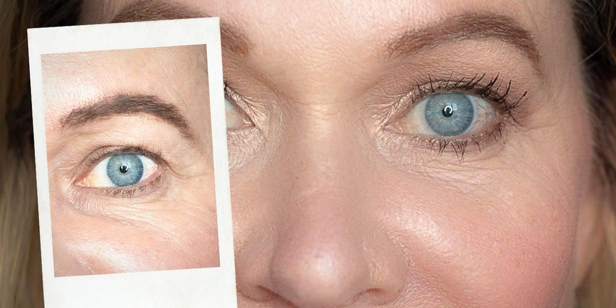 Easy One Eyeshadow Eye Makeup for Older Hooded Eyes 2