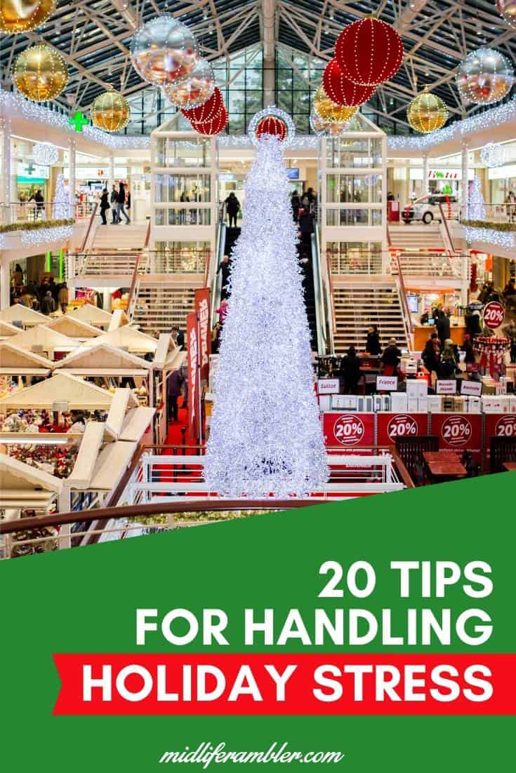 20 Tips for Handling Holiday Stress 25